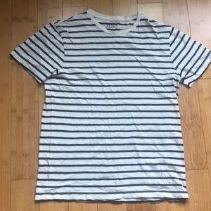 J Crew Men's Stripe Tee Shirt